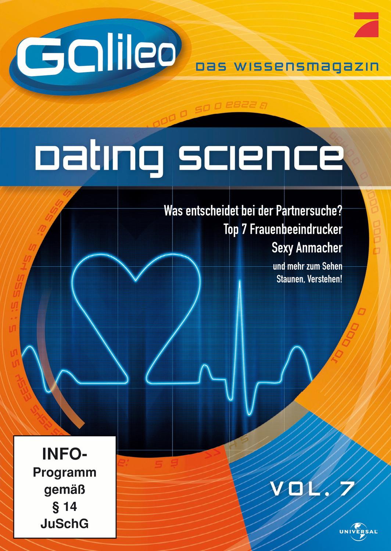 GALILEO Das Wissensmagazin - Vol. 7 Dating Science