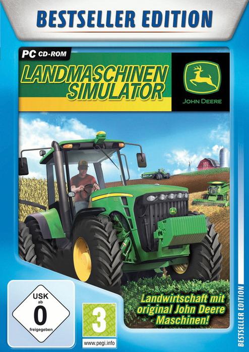 John Deere: Landmaschinen-Simulator Bestseller ...