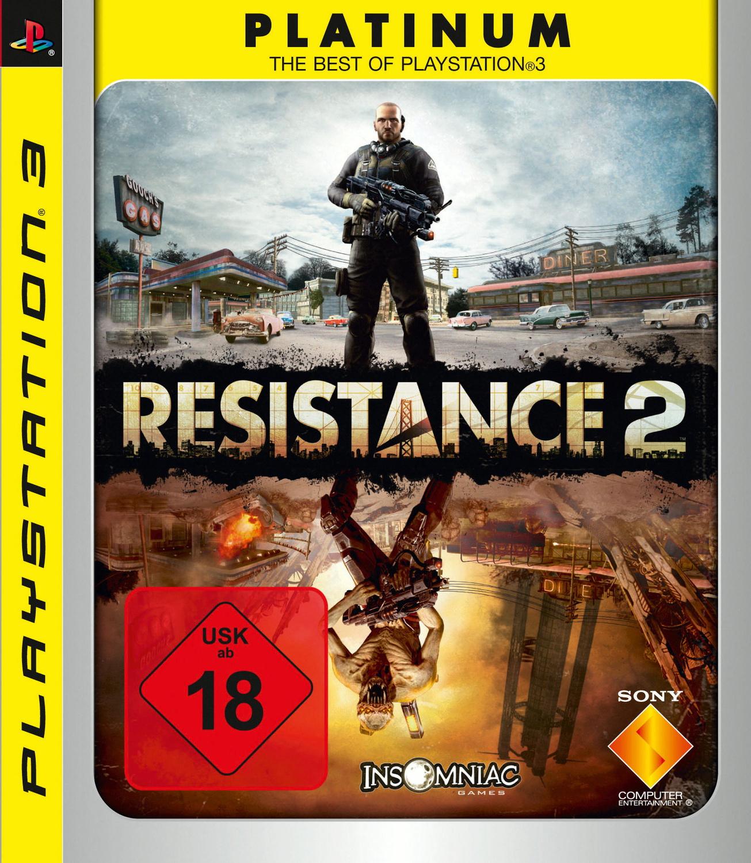 Resistance 2 Platinum (uncut)