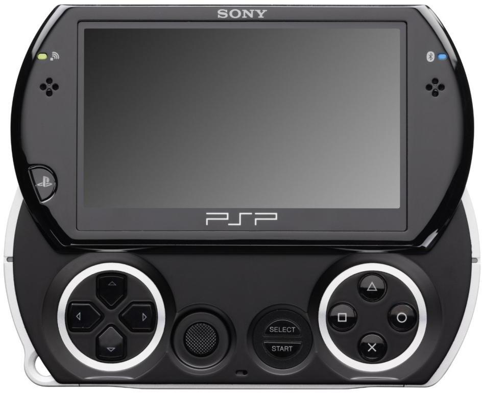 Sony PSP Go! N-1004 Piano Black