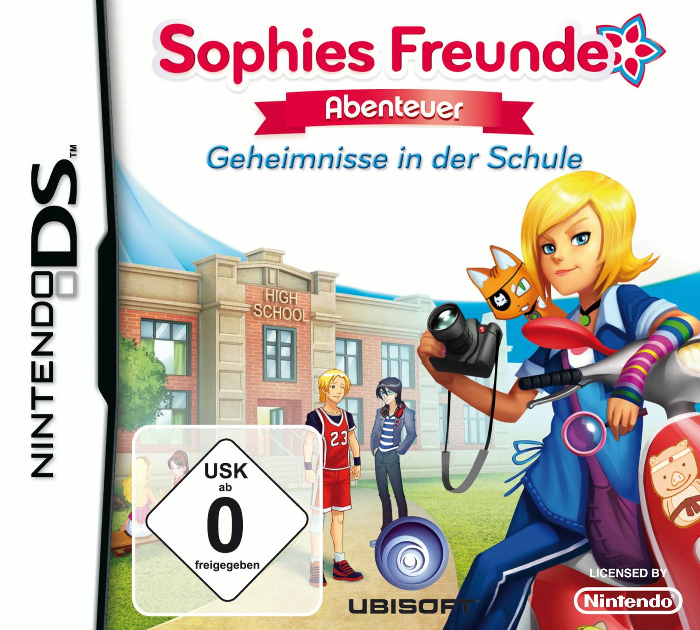 Sophies Freunde: Abenteuer - Geheimnisse in der Schule