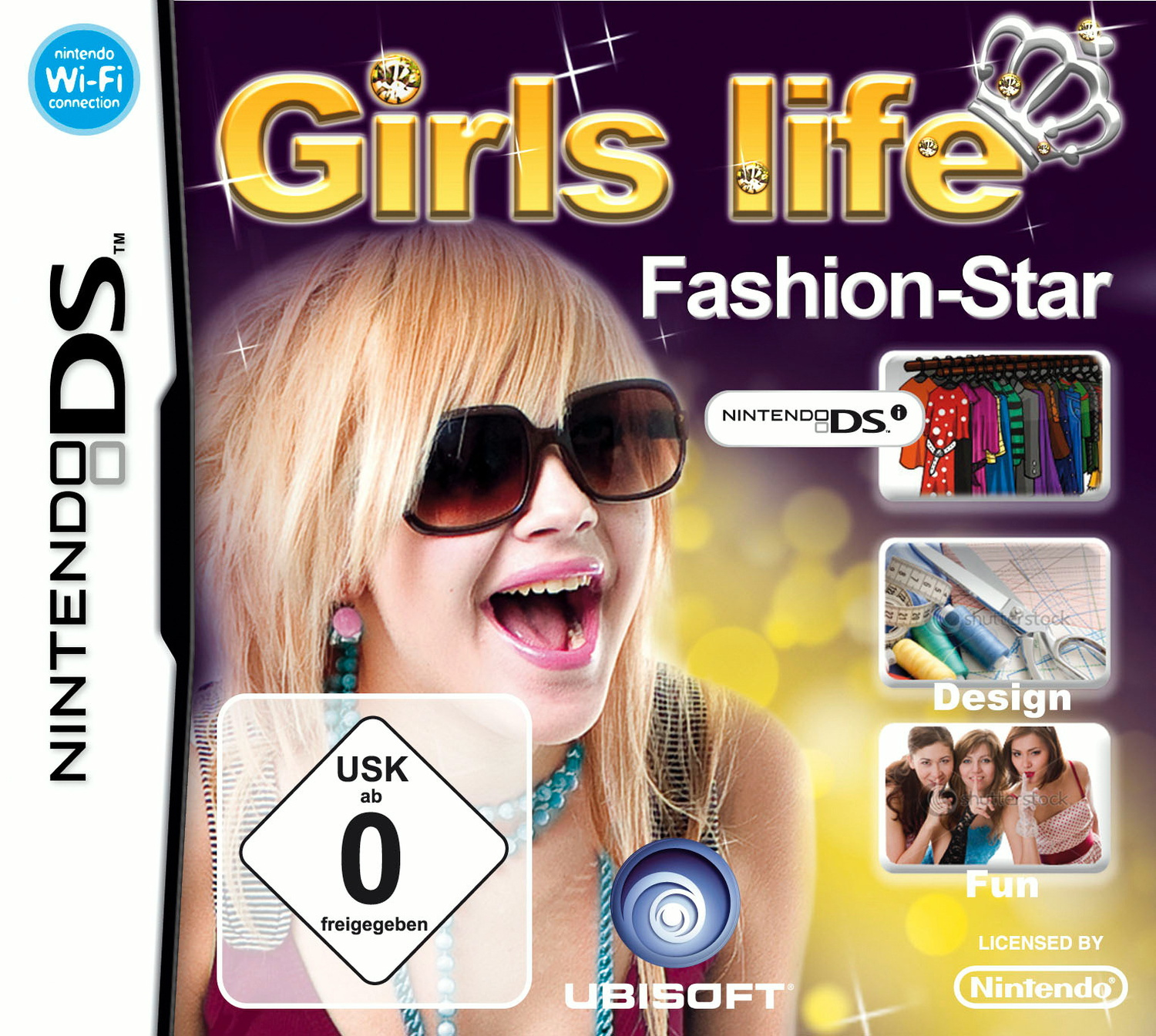 Girls Life: Fashion-Star