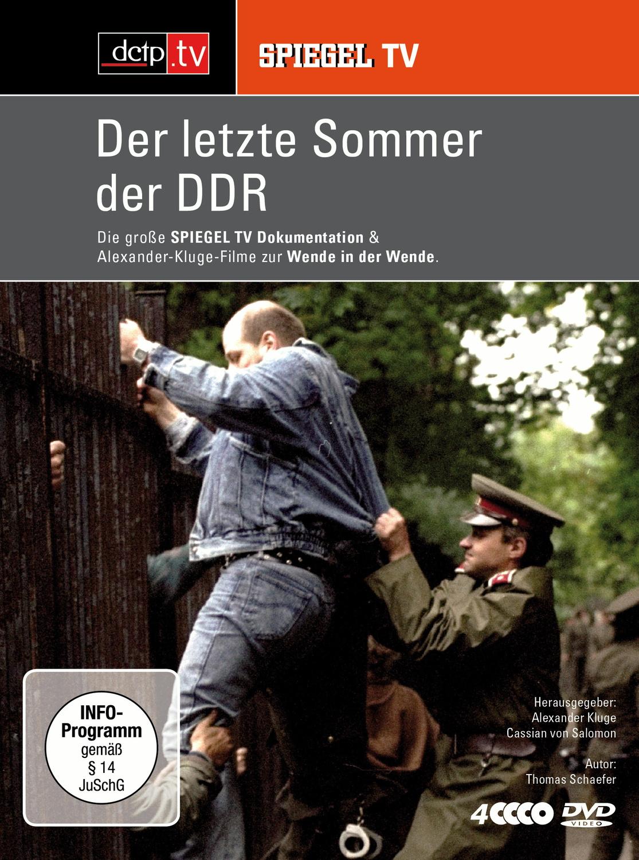 Spiegel TV/dctp: Der letzte Sommer der DDR