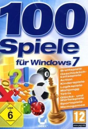 100 Spiele für Windows 7