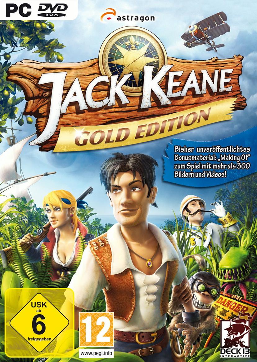 Jack Keane Gold Edition