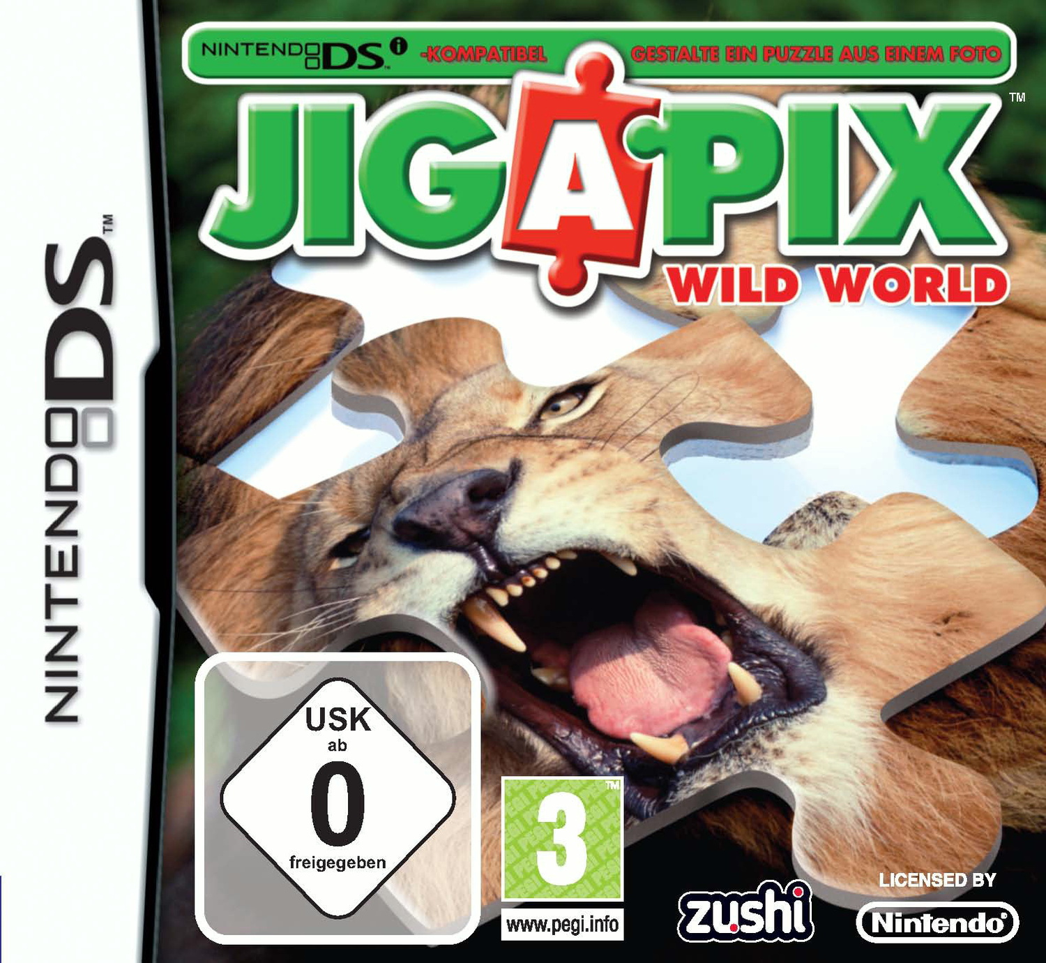 Jig a Pix: Wild World