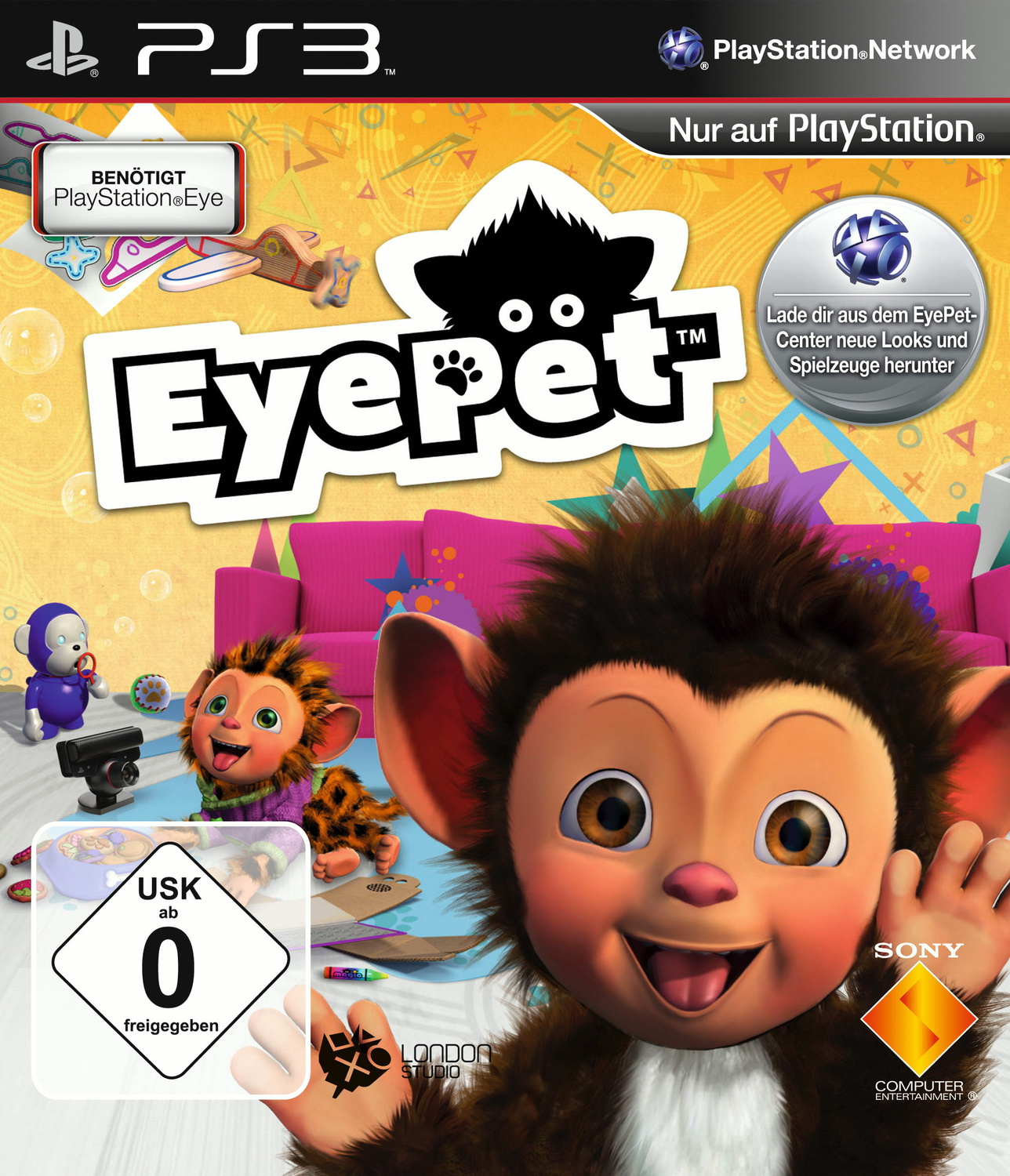 EyePet (Software only)