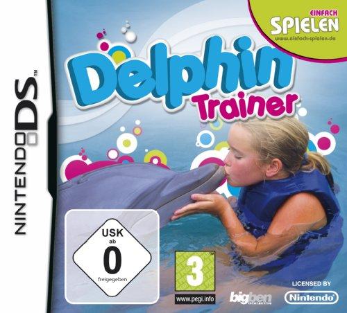 Delphin-Trainer