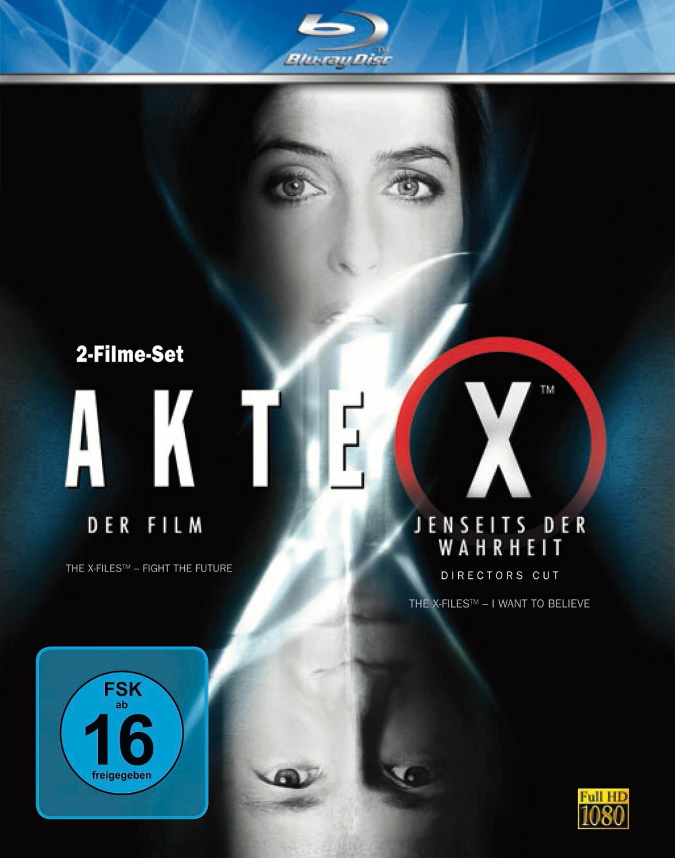 Akte X: Der Film + Akte X: Jenseits der Wahrheit