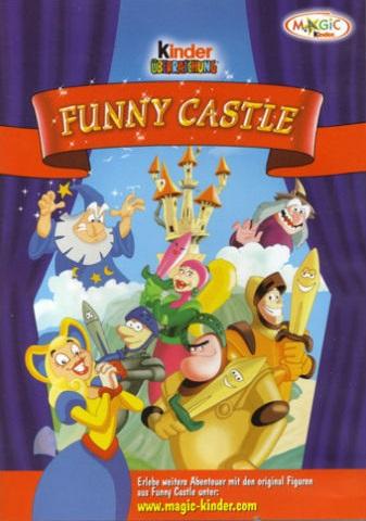 Funny Castle - Kinder Überraschung