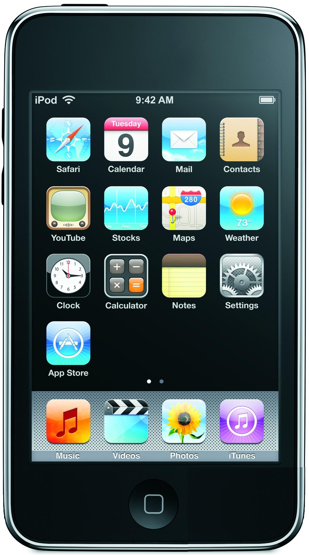 Vorschaubild von Apple iPod touch 3G 32GB schwarz
