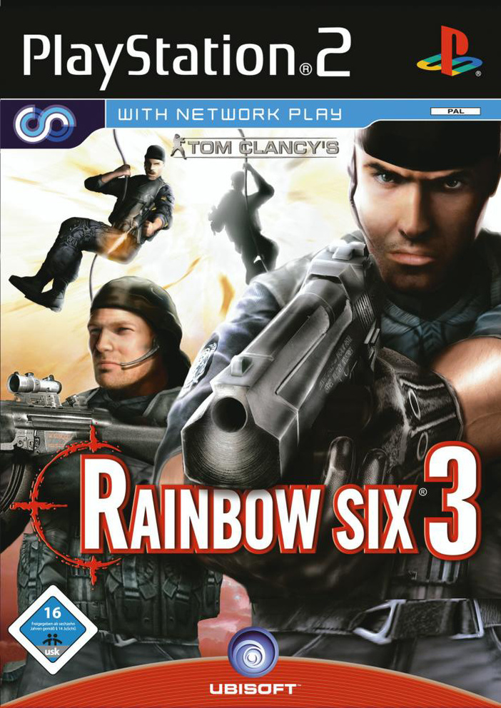 Tom Clancy´s Rainbow Six 3 [Software Pyramide]