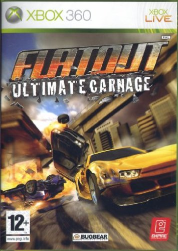 Flatout - Ultimate Carnage [Internationale Version]