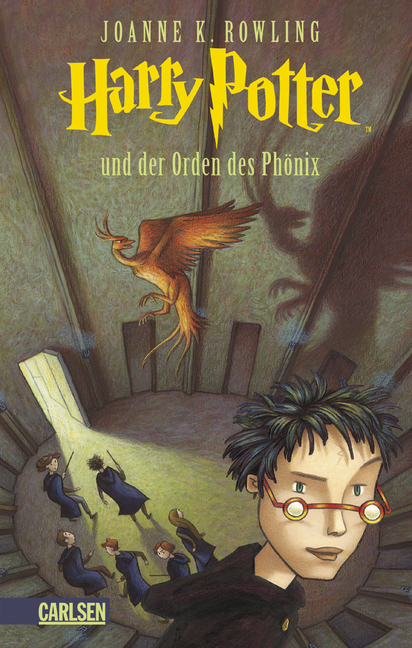Harry Potter: Band 5 - Harry Potter und der Orden des Phönix - Joanne K. Rowling [Gebundene Ausgabe]