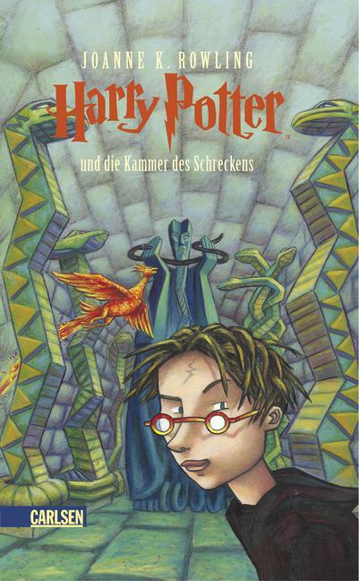 Harry Potter: Band 2 - Harry Potter und die Kammer des Schreckens - Joanne K. Rowling [Gebundene Ausgabe]