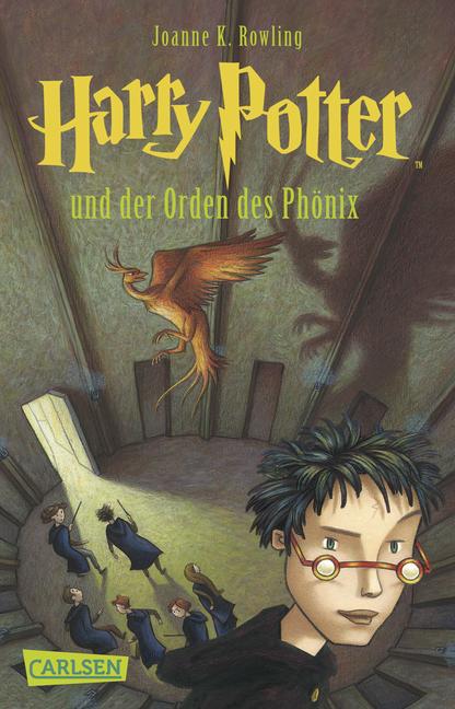 Harry Potter: Band 5 - Harry Potter und der Orden des Phönix - Joanne K. Rowling [Taschenbuch]