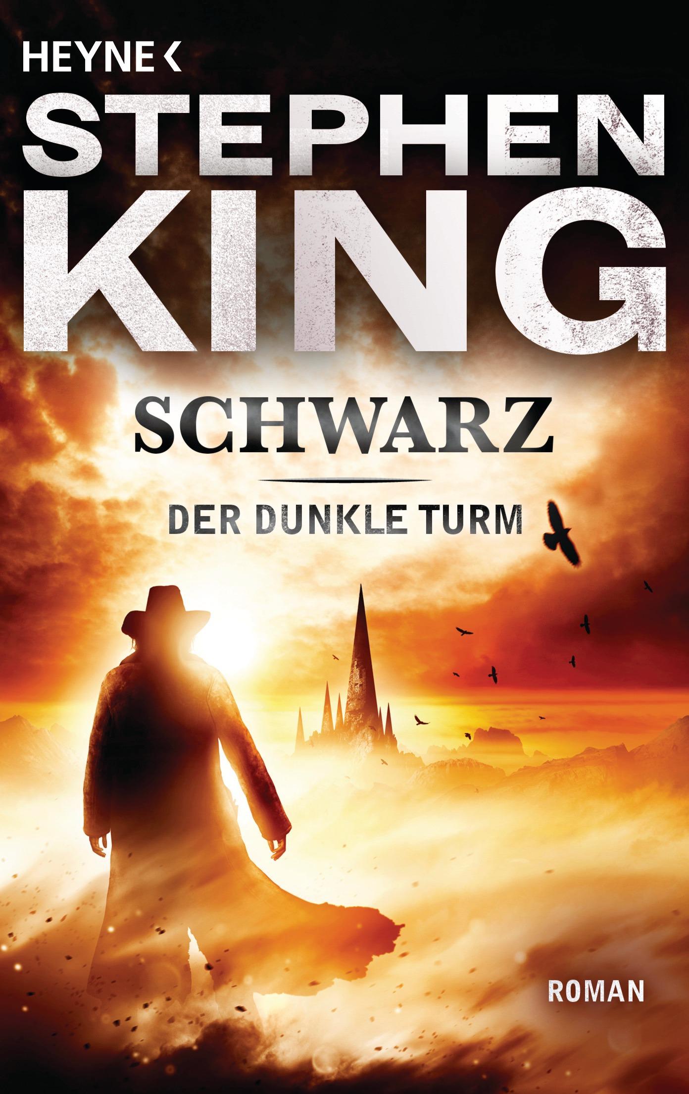 Der Dunkle Turm: Band 1 - Schwarz - Stephen King [Taschenbuch]