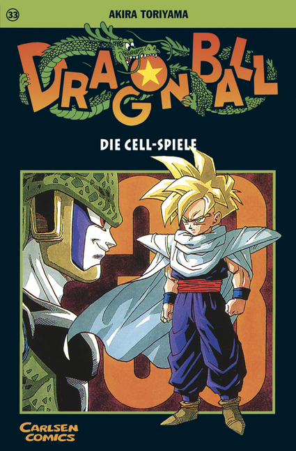 Dragon Ball Bd. 33 - Akira Toriyama
