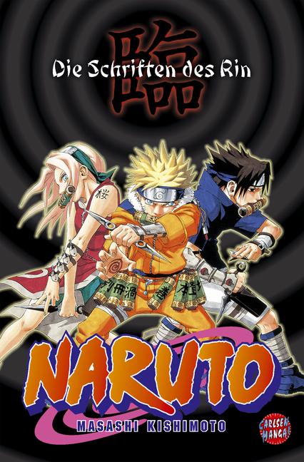 Naruto: Die Schriften des Rin - Masashi Kishimoto