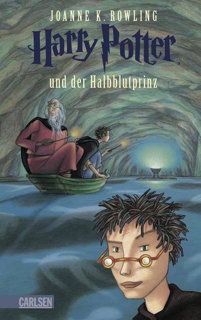 Harry Potter: Band 6 - Harry Potter und der Halbblutprinz - Joanne K. Rowling [Gebundene Ausgabe]