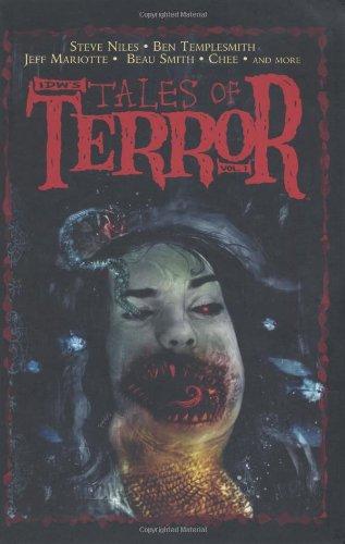 Idw´s Tales of Terror - Volume 1 - Various