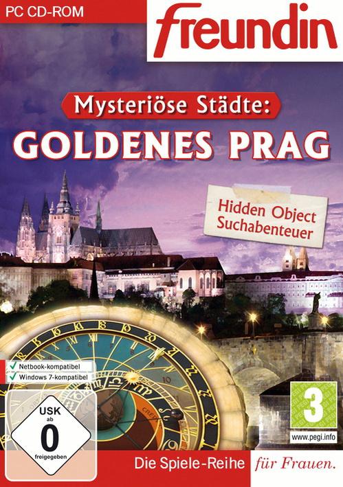Goldenes Prag