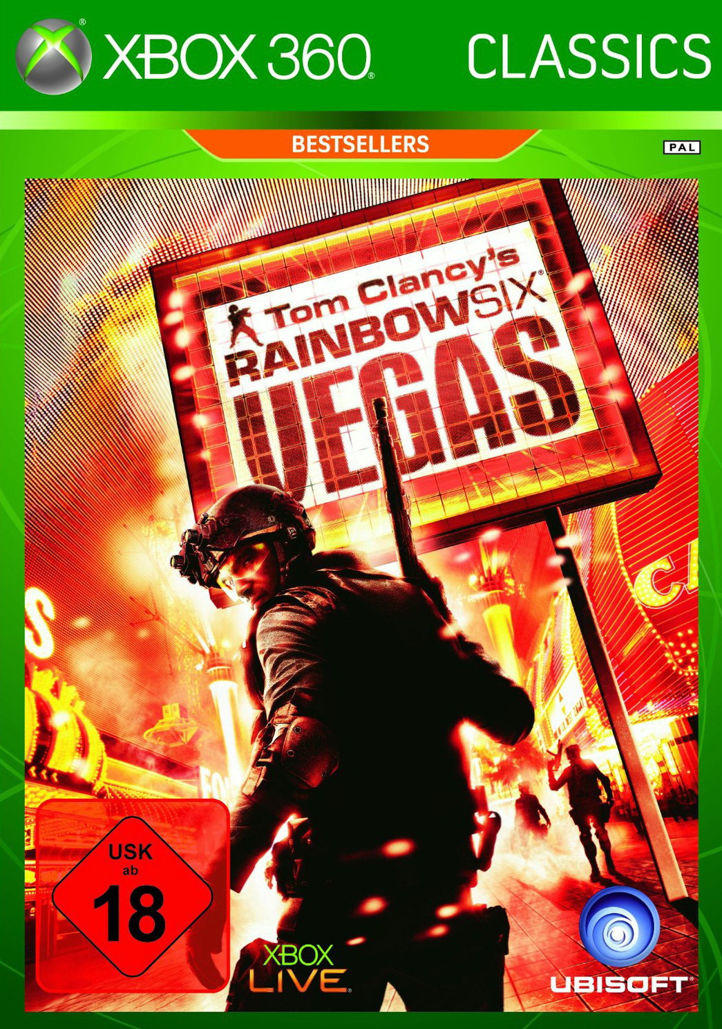 Rainbow Six Vegas [Classics]