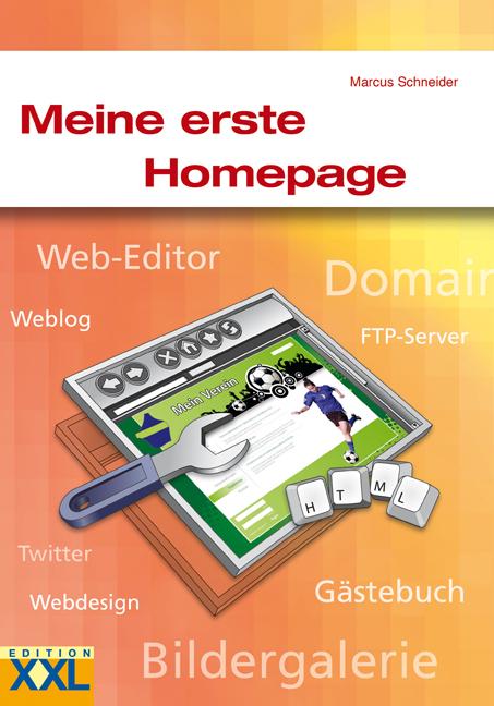 Meine erste Homepage - Marcus Schneider