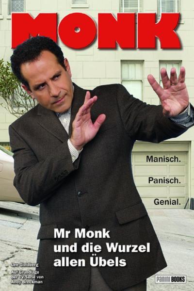Monk Bd.8 - Mr. Monk und die Wurzel allen Übels