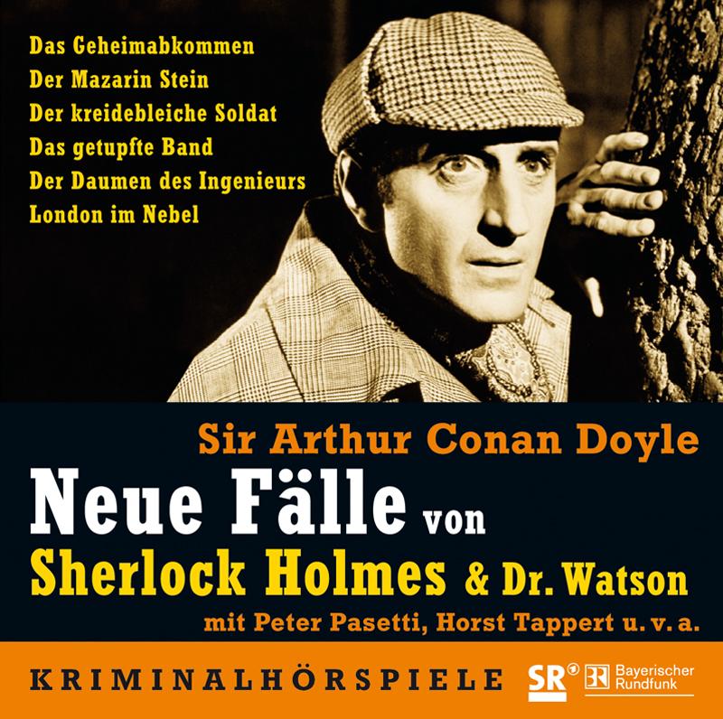 Neue Fälle von Sherlock Holmes & Dr. Watson - 5...