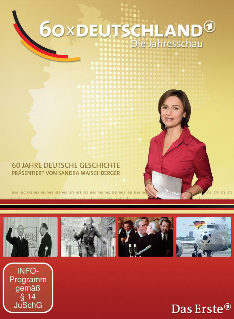 Sandra Maischberger - 60 x Deutschland - Die Jahresschau