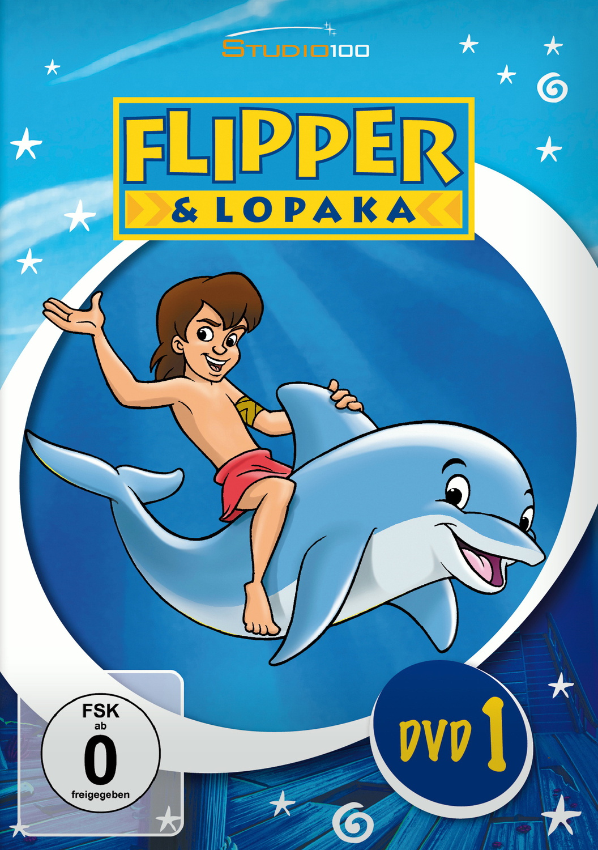 Flipper und Lopaka DVD 1 - Studio100