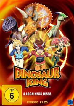 Dinosaur King: A Loch Ness Mess (Episode 21-25)