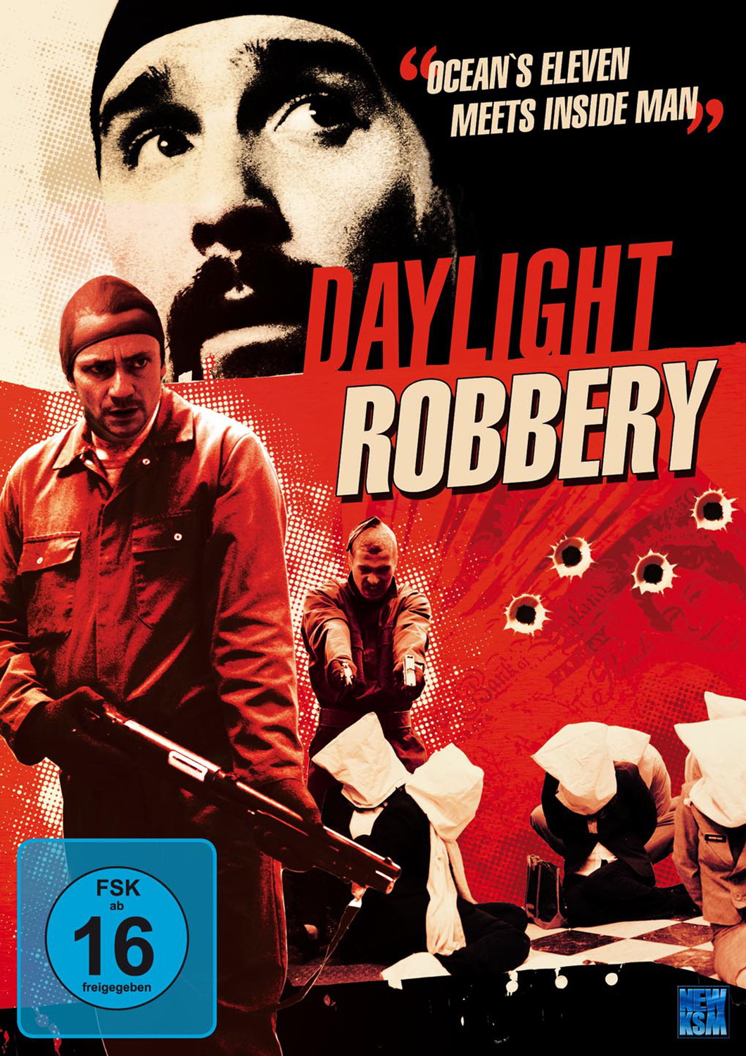 Daylight Robbery [2 DVDs]