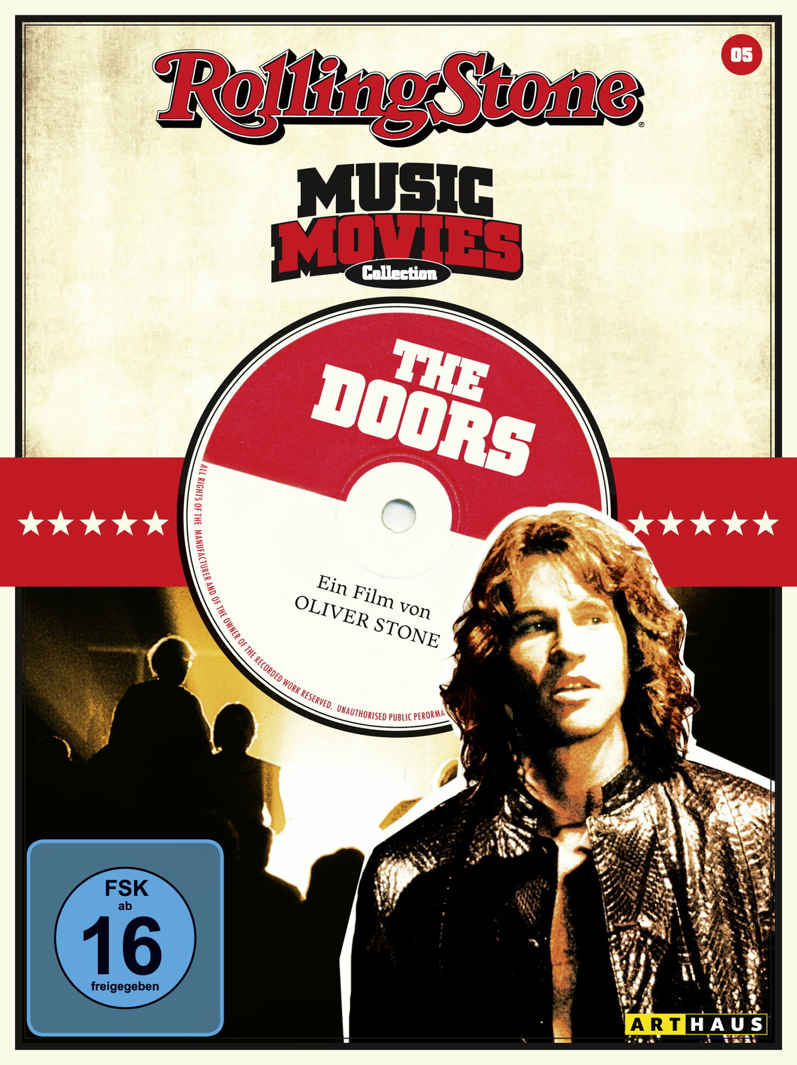 Doors, The - Rolling Stone Music Movies Collection
