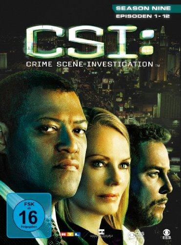 CSI: Season 9.1 (Las Vegas) (Folgen 1-12)