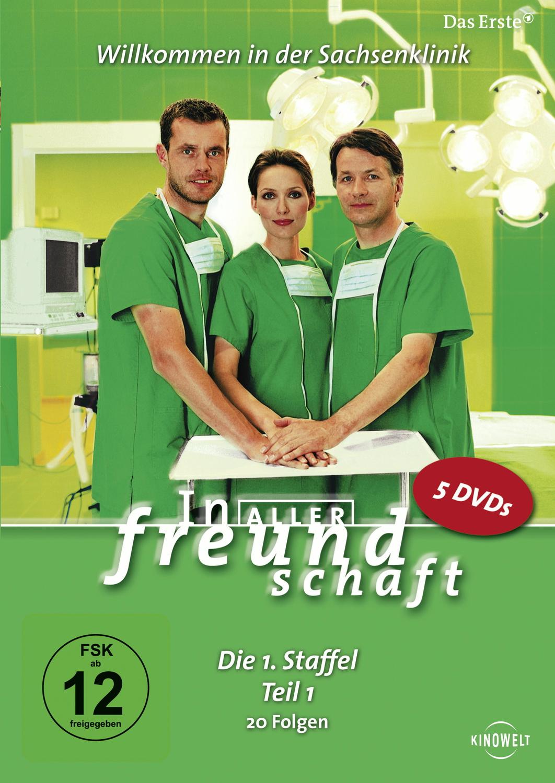 In aller Freundschaft Staffel 1.1