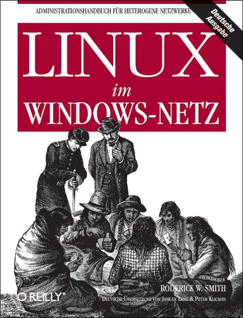Linux im Windows-Netz. - Roderick W. Smith