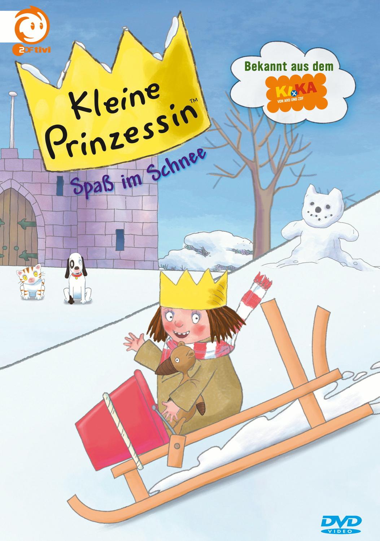 Kleine Prinzessin - Spaß im Schnee (Teil 3)