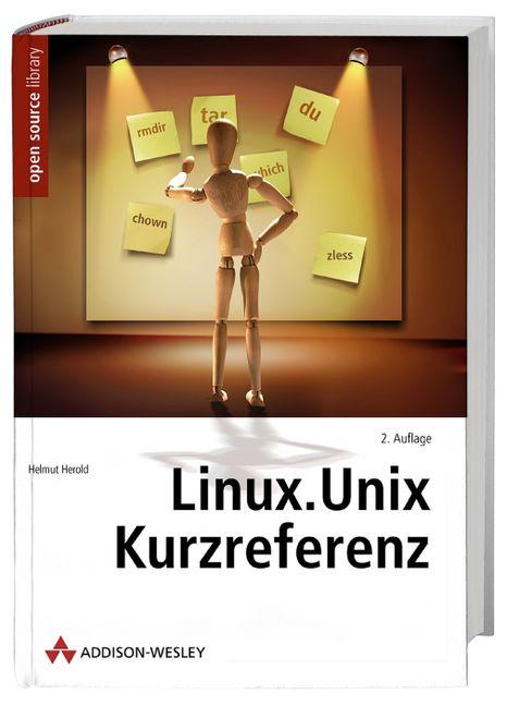 Linux-Unix-Kurzreferenz . - Helmut Herold