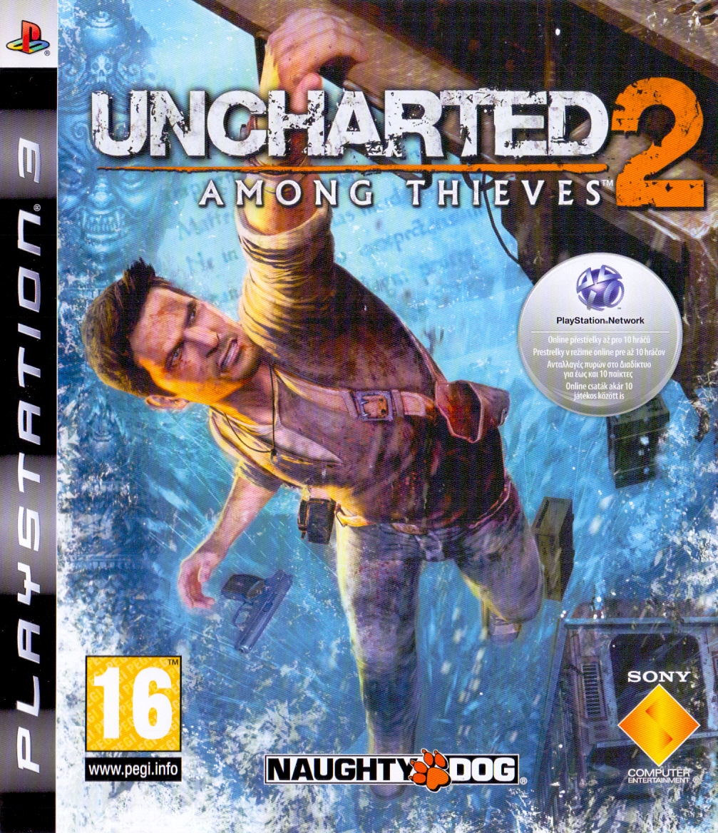 Uncharted 2: Among Thieves [Internationale Version]