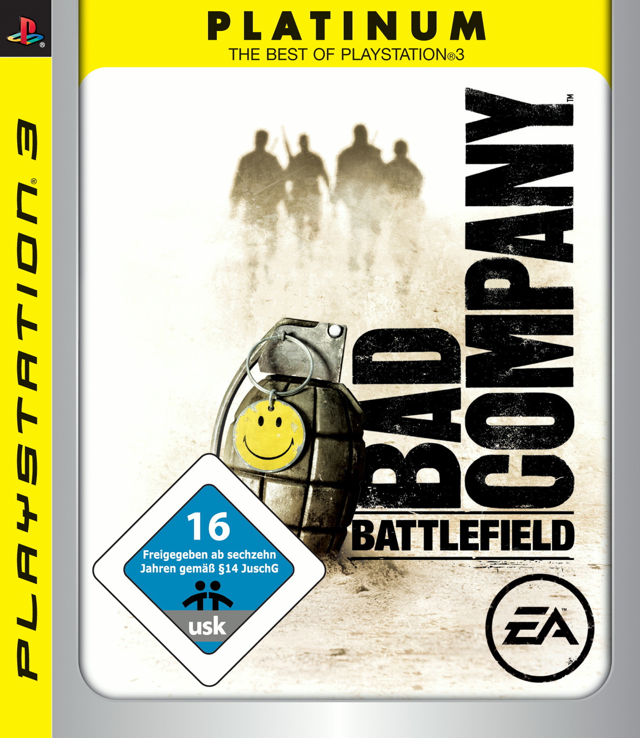 Battlefield Bad Company Platinum