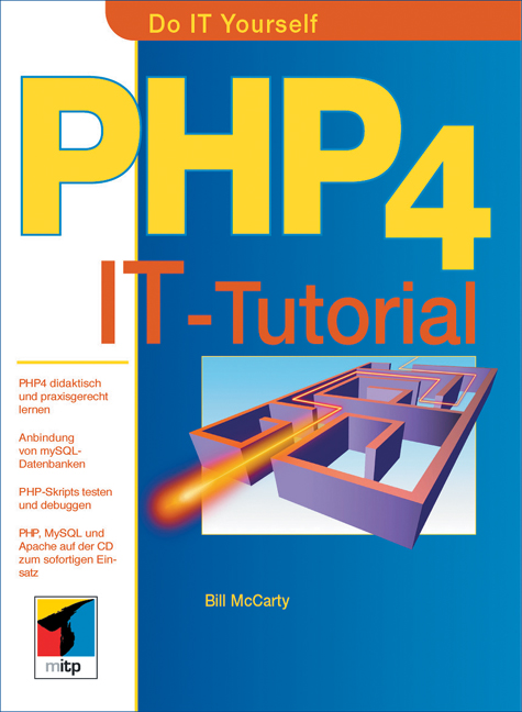 PHP 4 IT-Tutorial - Bill McCarty