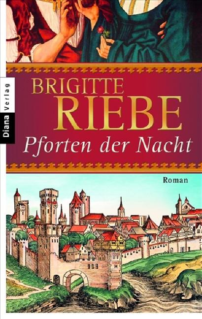 Pforten der Nacht - Brigitte Riebe