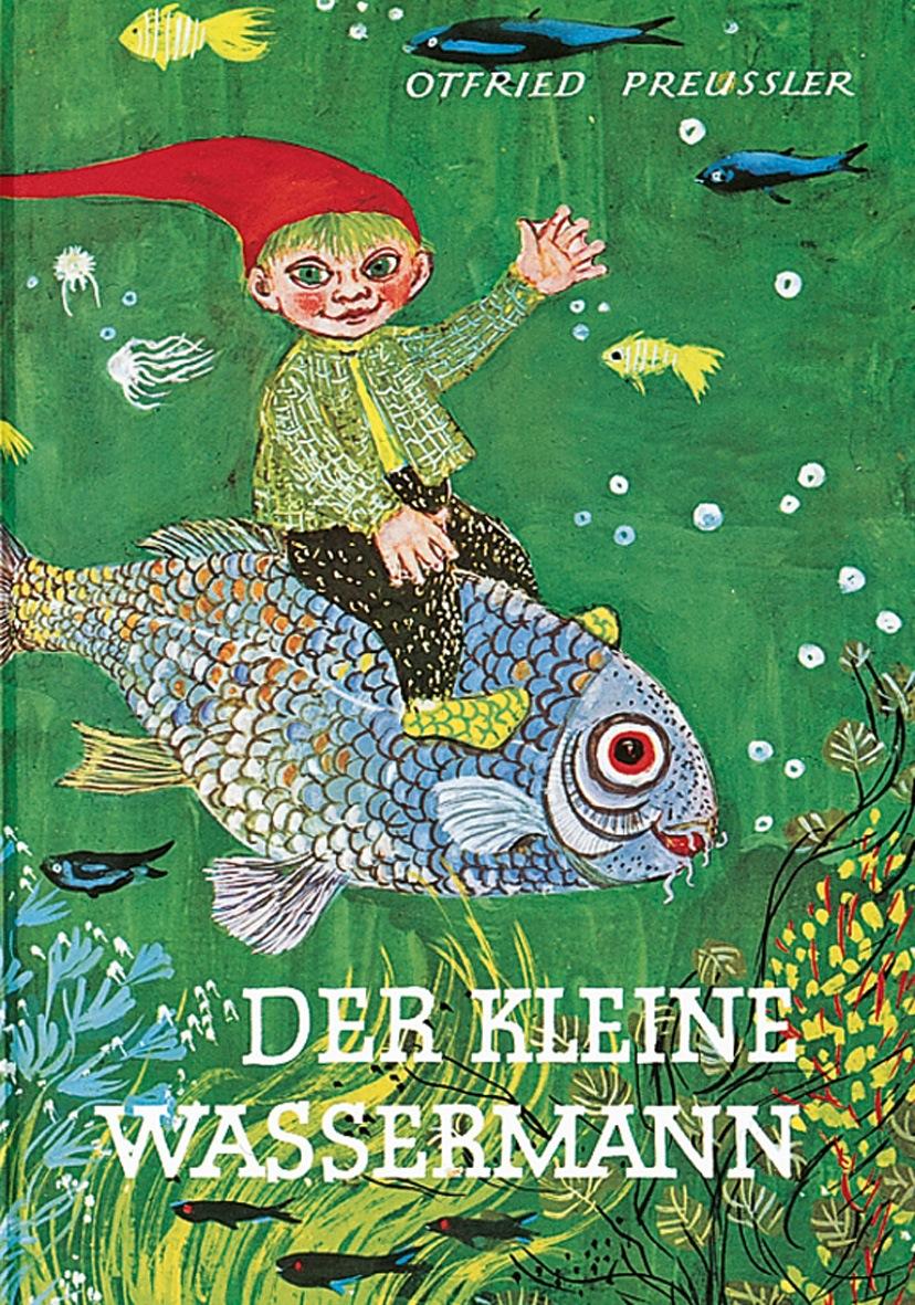 Der kleine Wassermann - Otfried Preussler