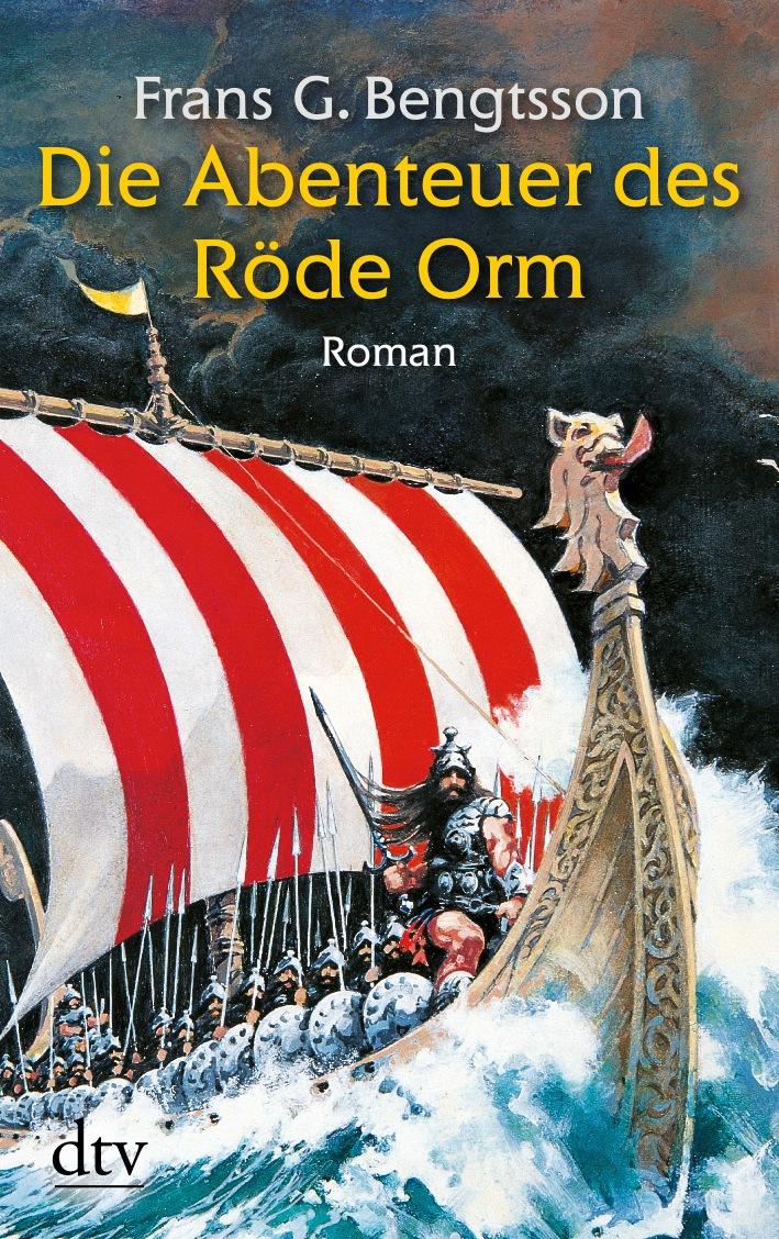 Die Abenteuer des Röde Orm - Frans G. Bengtsson