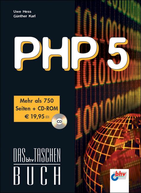 PHP 5. - Uwe Hess