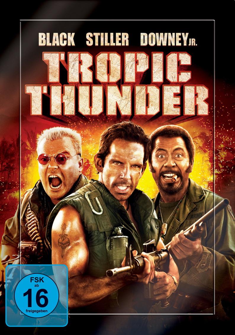 Tropic Thunder Steelbook
