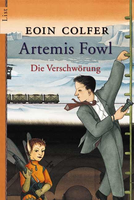 Artemis Fowl: Die Verschwörung - Eoin Colfer [Taschenbuch]