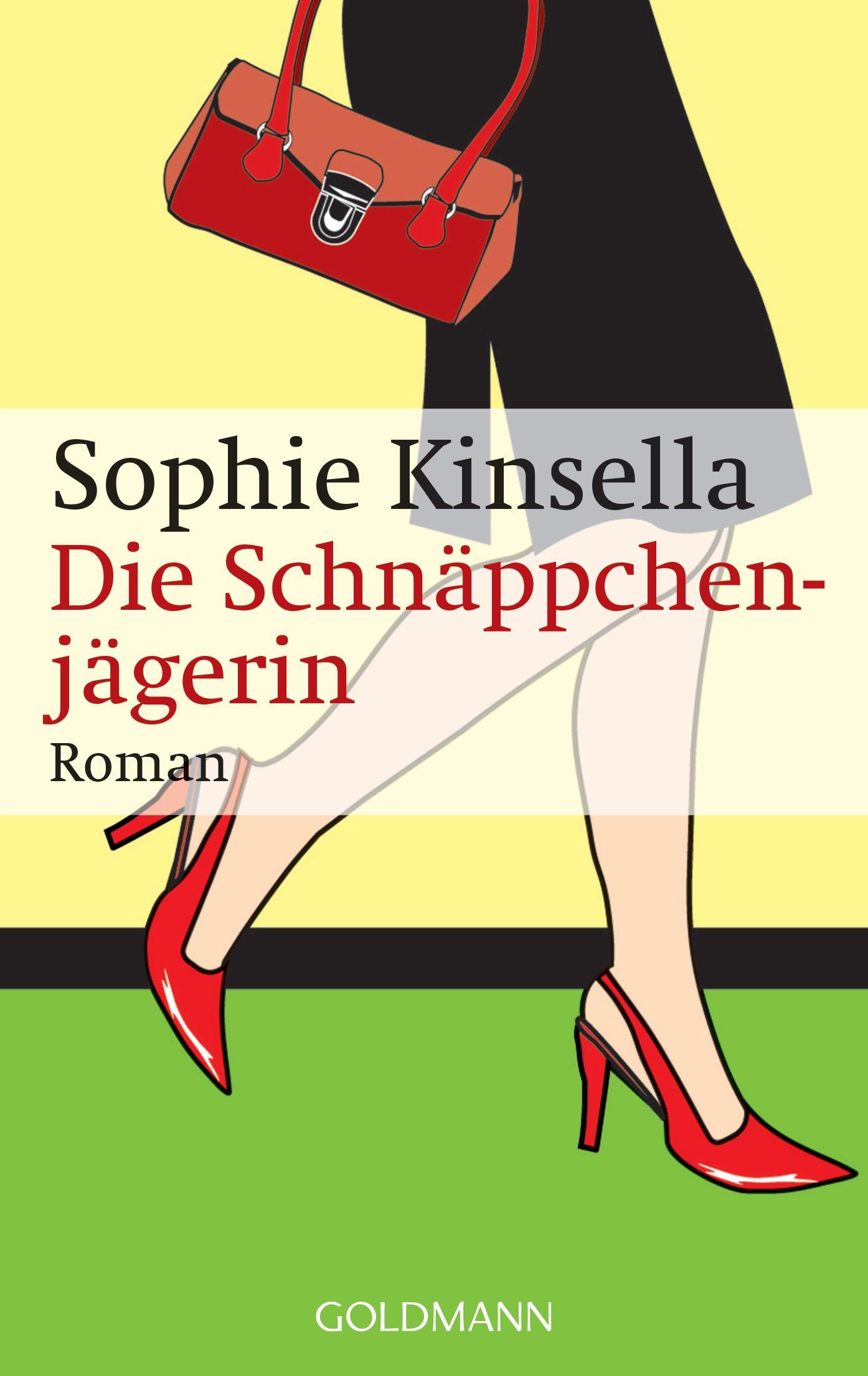 Die Schnäppchenjägerin - Sophie Kinsella [Taschenbuch]